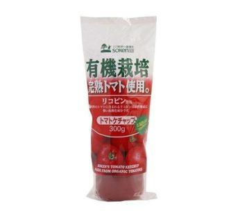 Sokensha, Yuki Kanjuku Tomato Kechap 10.5oz