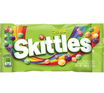 Wrigley, Skittles Sour 1.8oz