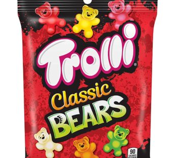 Trolli, Peg Classic Gummi Bears 5oz